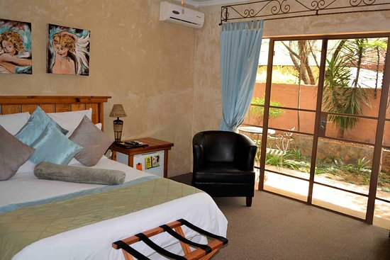 Centurion, Sydafrika: One of our Double Rooms