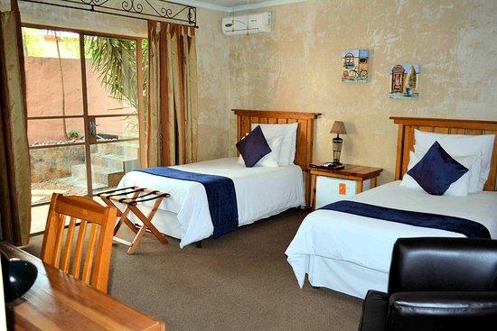 Centurion, Sydafrika: A Twin Room