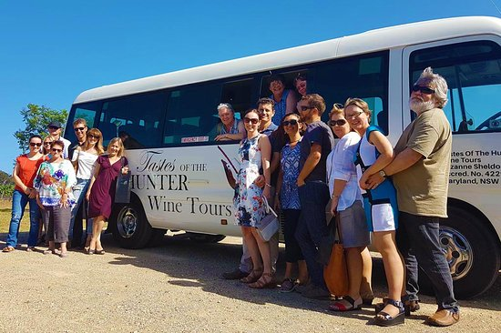 ‪Tastes Of The Hunter Wine Tours‬