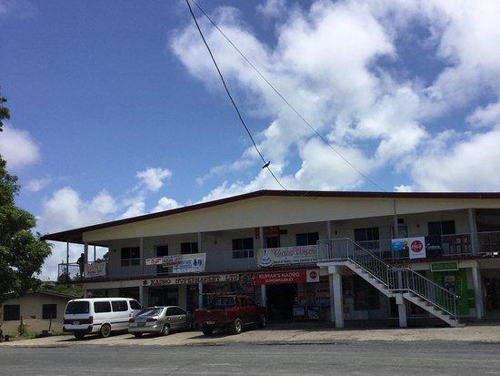 Gecko's Resort: Cuvu Town