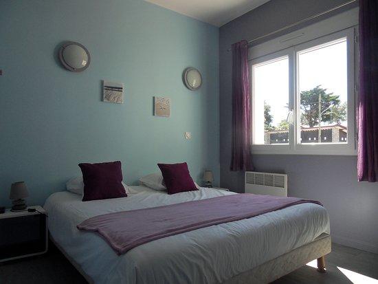 chambre double standard - Picture of Hotel du Cap, Capbreton ...