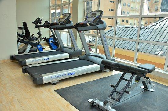 พอร์ตฮาร์คอร์ต, ไนจีเรีย: Gym