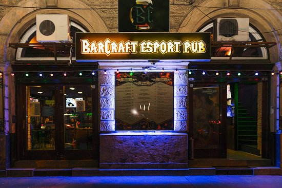 BarCraft Esport Bár