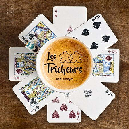 Les Tricheurs - Board Game Pub