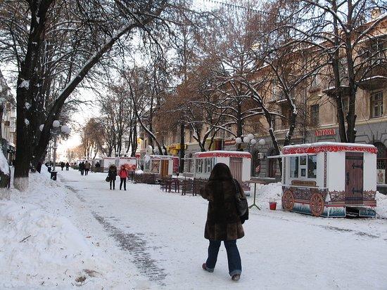 Reikartz Gallery Hotel: Poltava centre