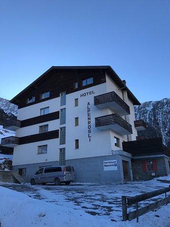 Gasenried, Suiza: Hotel Alpenrosli