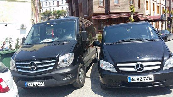 Istanbul Minivan