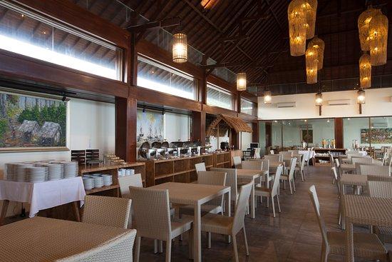 D Nusa Beach Club And Resort Restaurant