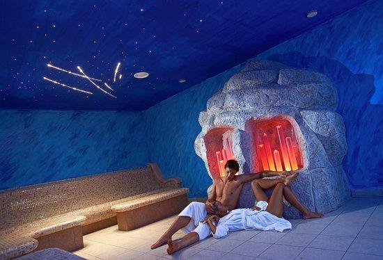 Hotel Neptun - LifeClass Hotels & Spa : Sauna Park - Terme Portorož