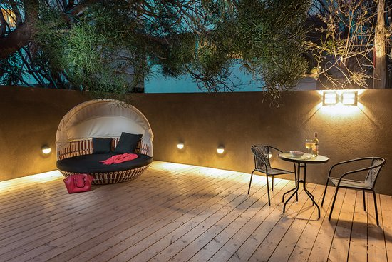 Olympia Hotel Tel Aviv - By Zvieli Hotels: Luxury Garden Room