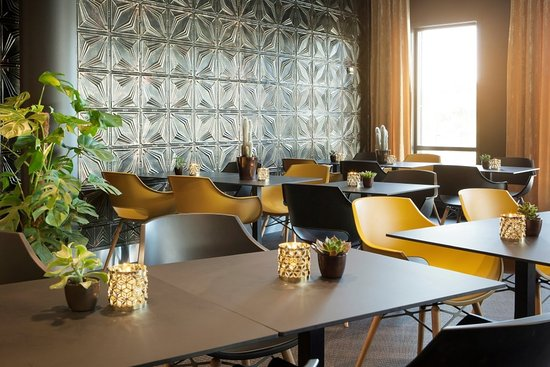 Radisson Blu Hotel Nydalen, Oslo: Restaurant