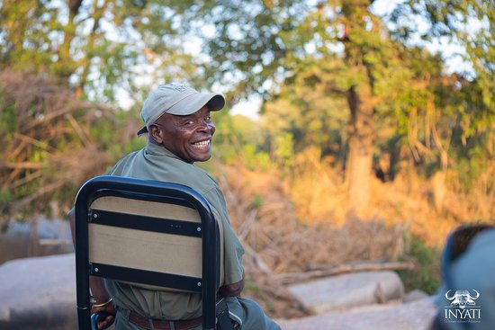 Inyati Game Lodge, Sabi Sand Reserve: Outstanding 'Big 5' Game Experiences.