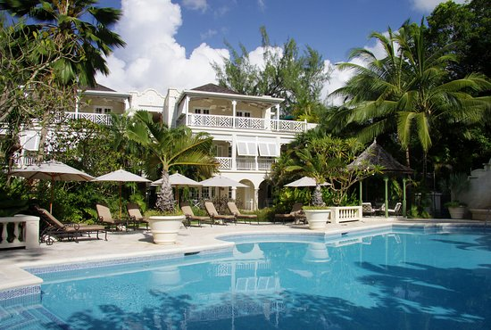 Holetown, Barbados: Pool View