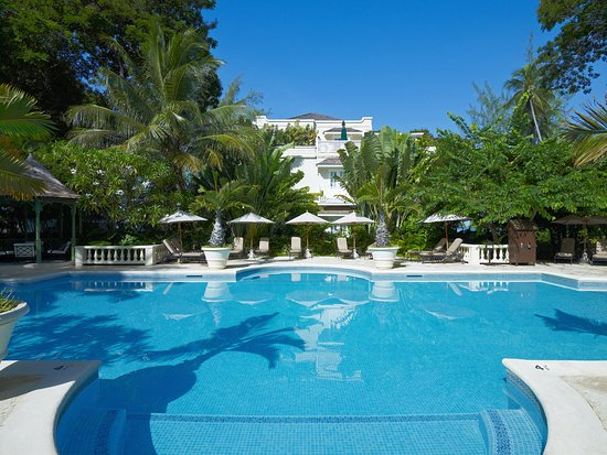 Holetown, Barbados: Pool