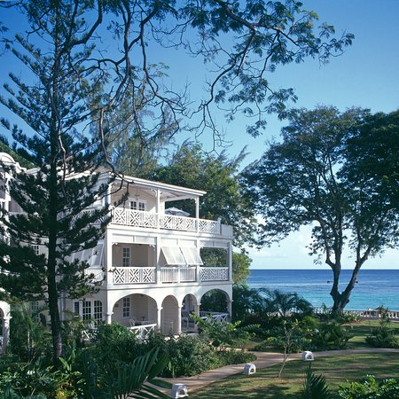 Holetown, Barbados: Exterior View of Westerly House