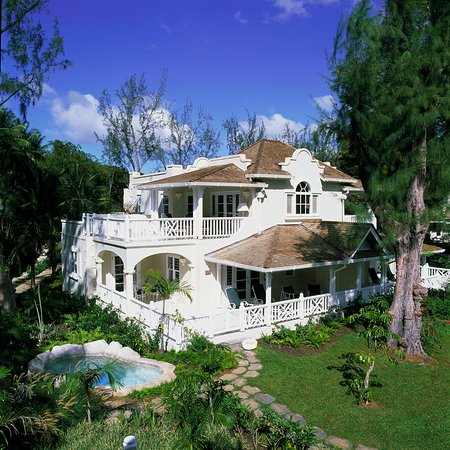 Holetown, Barbados: Exterior View of Luxury Cottage/Suite