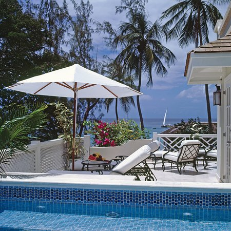 Holetown, Barbados: Luxury Plantation Suite Pool