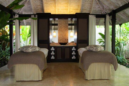 Holetown, Barbados: Outdor Treatment Pavilion