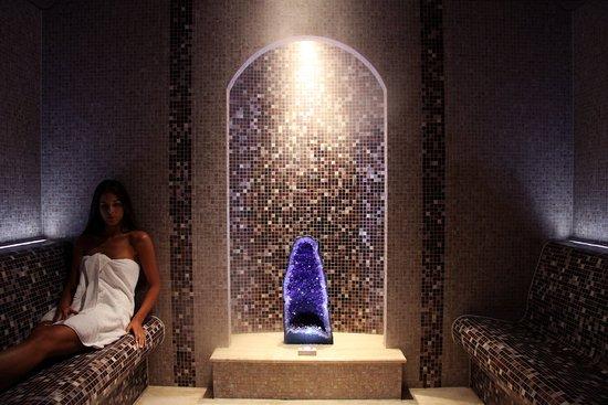 Holetown, Barbados: Crystal Steam Room