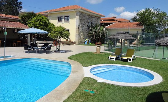 Laje, Португалия: Portugal holidays villa and pool
