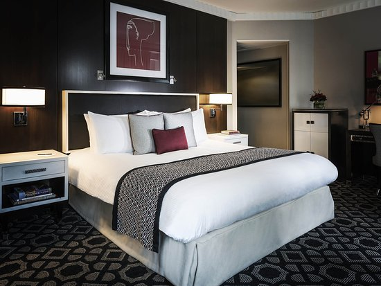 Sofitel Washington DC: Guest Room