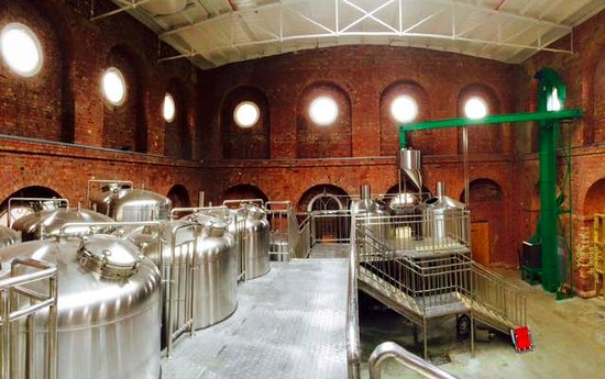 Copper Rivet Distillery