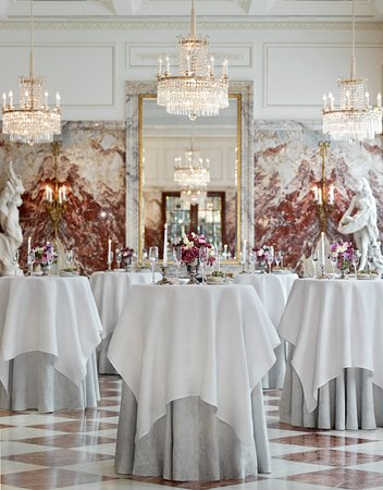Hotel Sacher Wien: Marble Hall Cocktail