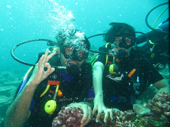 Euro Divers Kandooma: An amazing experience