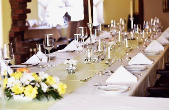 738b5d57c Oslavy, firemne akcie a posedenia - obrázok BAROCK Restaurant ...