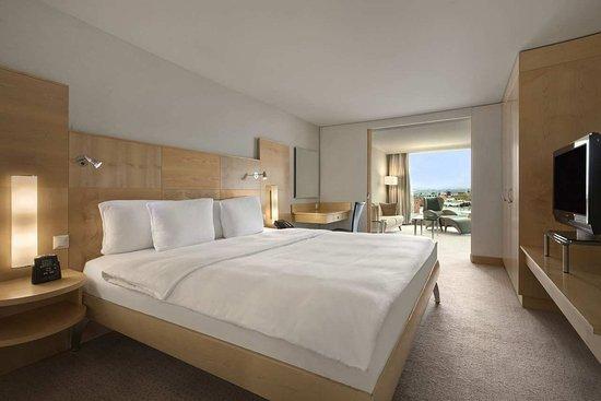 Hilton Zurich Airport: Relaxation Suite