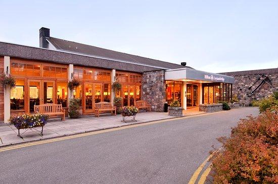 Welcome to the Hilton Coylumbridge hotel