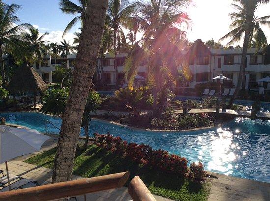 Sheraton Denarau Villas: Pool adjacent to Villa