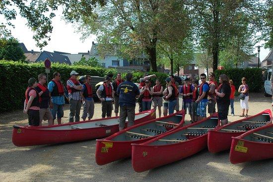 Niederrhein Kanu