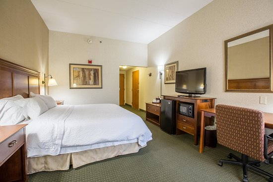 Sidney, OH: Accessible King Room