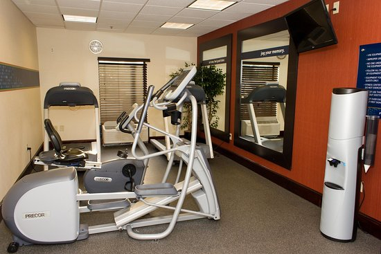 Fairburn, GA: Fitness Center