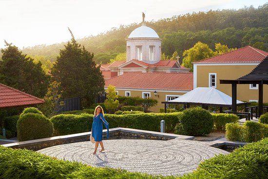 Penha Longa Resort: The Labyrinth