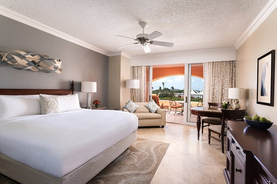 The Ritz-Carlton, St. Thomas: Resort View King