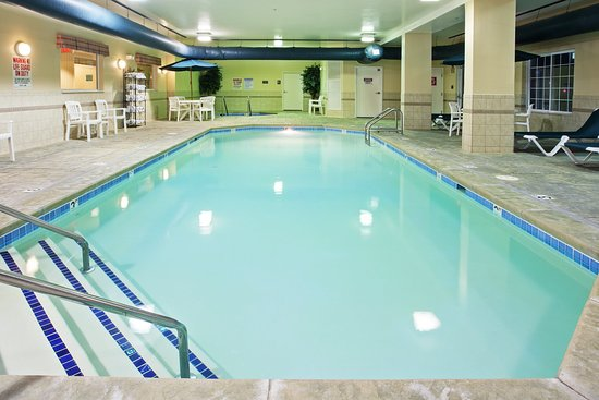 Country Inn & Suites By Carlson, Indianapolis Airport South : CISIndianapolis Airport Pool