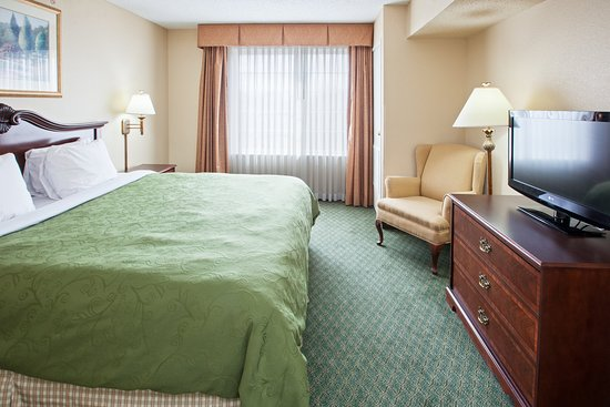 Country Inn & Suites By Carlson, Indianapolis Airport South, IN: CISIndianapolis Airport King Executive