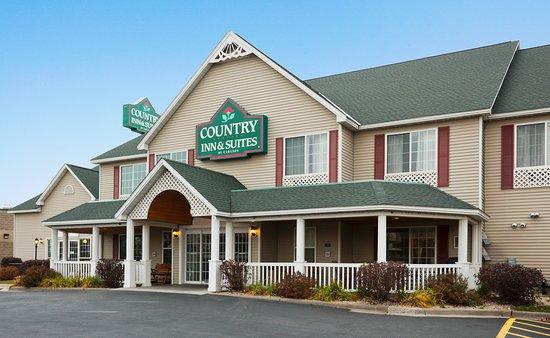 Little Falls, MN: CountryInn&Suites LittleFalls ExteriorDay