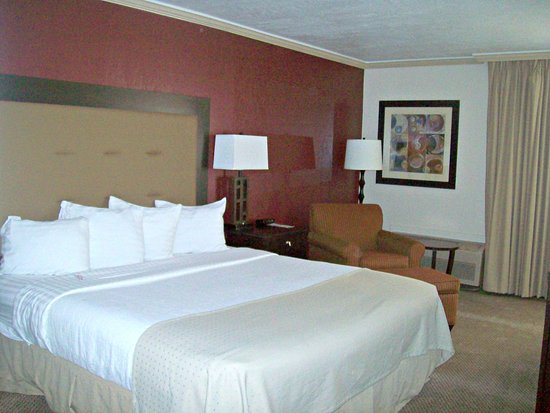 Rock Springs, WY: Settle back and rest easy in our king room.