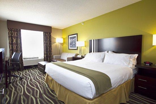 อาเดรียน, มิชิแกน: King Bed Guest Room