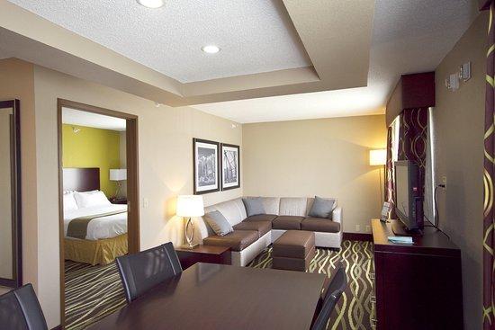 Adrian, MI: Executive Suite Living Area