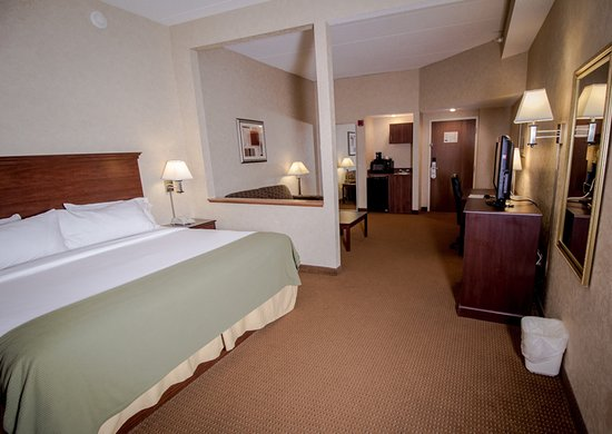 Tiffin, OH: Executive King Suite