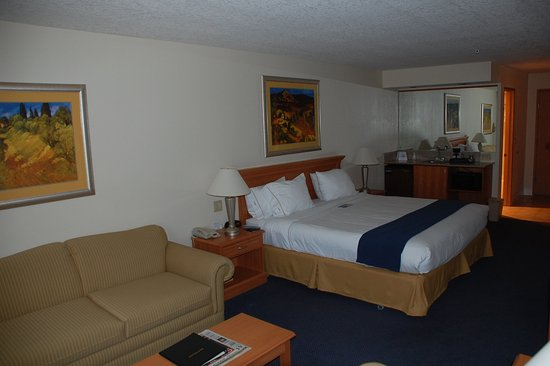 Holiday Inn Express Hotel & Suites Corning: Holiday Inn Express Corning-Junior Suite
