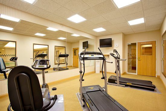 Holiday Inn Express Hotel Suites Logansport Fitness Center