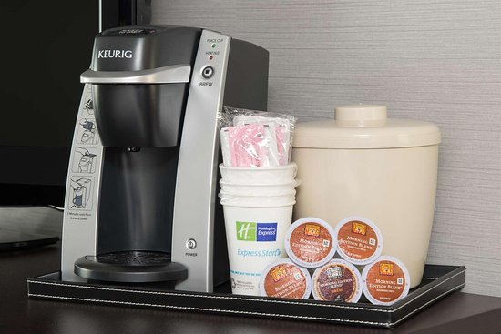 Danville, IL: Keurig Coffee in Guest Rooms