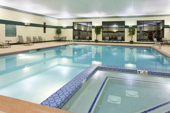 The bolingbrook area 39 s largest indoor hotel pool picture - Hilton garden inn bolingbrook il ...