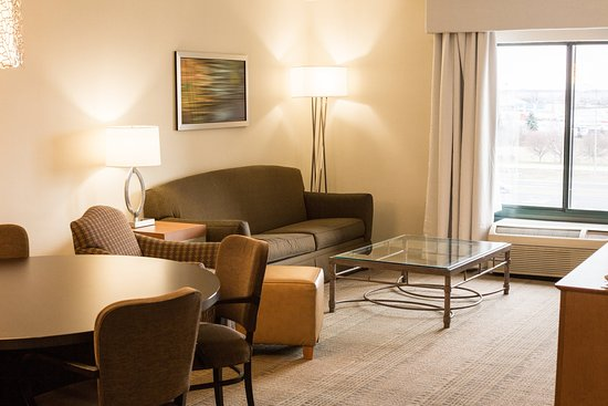Holiday Inn Bolingbrook: Presidential Suite