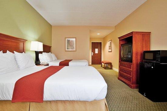 Conover, Carolina del Norte: Double Bed Guest Room